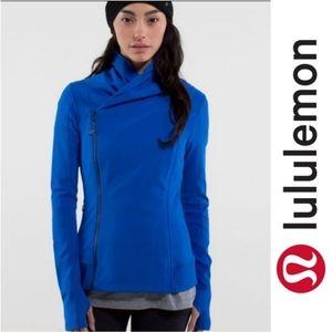 LULULEMON Bhakti Yoga Asymmetrical Zip Jacket